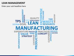 Lean Management PPT slide 15