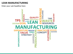 Lean manufacturing PPT slide 30