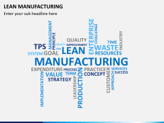 Lean manufacturing PPT slide 15