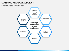 Learning and development PPT slide 5