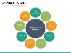 Learning strategies PPT slide 26
