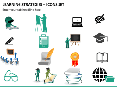 Learning strategies PPT slide 30