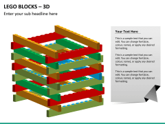 Lego blocks PPT slide 14