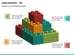 Lego blocks PPT slide 16