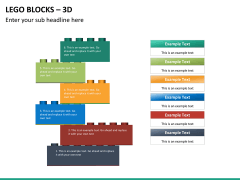 Lego blocks PPT slide 17