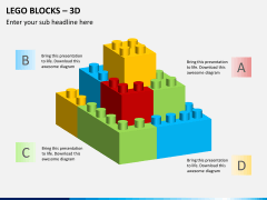 Lego blocks PPT slide 6