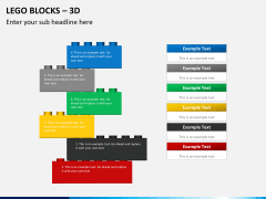 Lego blocks PPT slide 7