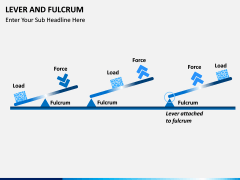 Lever and Fulcrum PPT slide 1