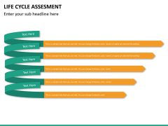 Life cycle assessment PPT slide 22