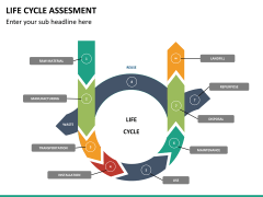 Life cycle assessment PPT slide 14