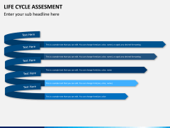 Life cycle assessment PPT slide 11