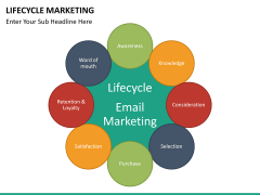 Lifecycle Marketing PPT slide 36