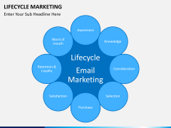 Lifecycle Marketing PPT slide 16