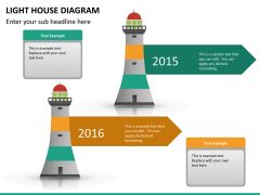 Light house PPT slide 11