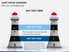 Light house PPT slide 6