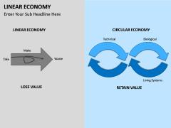 Linear Economy PPT slide 6