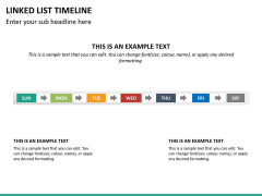 Timeline bundle PPT slide 120