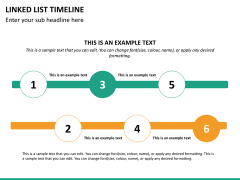 Timeline bundle PPT slide 122