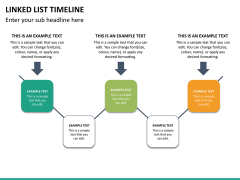 Timeline bundle PPT slide 124