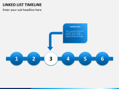 Timeline bundle PPT slide 58
