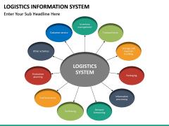 Logistics Information PPT slide 14