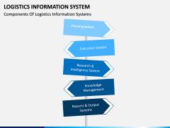 Logistics Information PPT slide 6