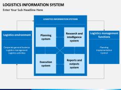 Logistics Information PPT slide 8