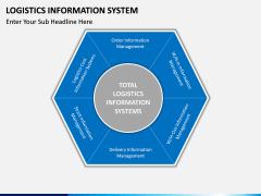 Logistics Information PPT slide 9