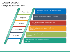 Loyalty ladder PPT slide 10