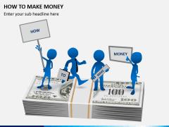 Make money PPT slide 1