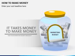 Make money PPT slide 2