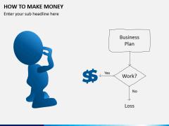 Make money PPT slide 3