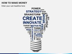 Make money PPT slide 5