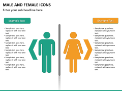 Male Female Icons PPT Slide 10