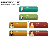 Management charts PPT slide 10