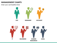 Management charts PPT slide 12