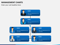 Management charts PPT slide 2
