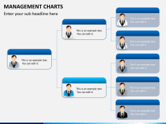 Management charts PPT slide 3