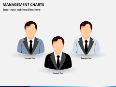 Management charts PPT slide 6