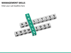 Management skills PPT slide 18