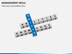 Management skills PPT slide 6