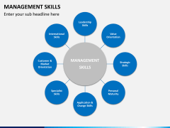 Management skills PPT slide 8