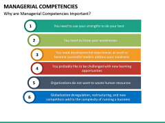 Managerial Competencies PPT slide 10