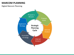 Marcom planning PPT slide 16