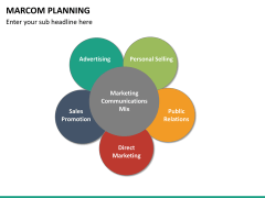 Marcom planning PPT slide 19