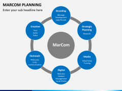 Marcom planning PPT slide 1