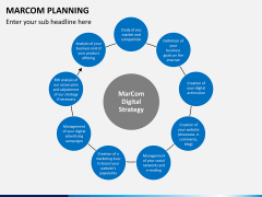 Marcom planning PPT slide 3