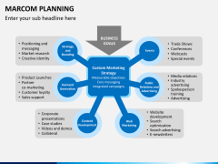 Marcom planning PPT slide 4