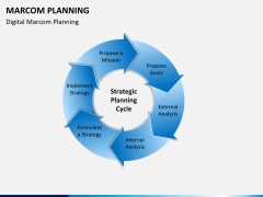 Marcom planning PPT slide 6