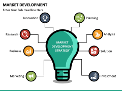 Market Development PPT slide 13